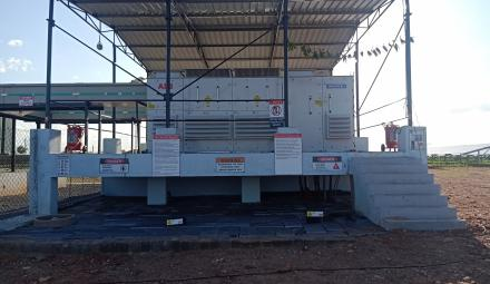 FIMER commissions first 5MVA inverter in India