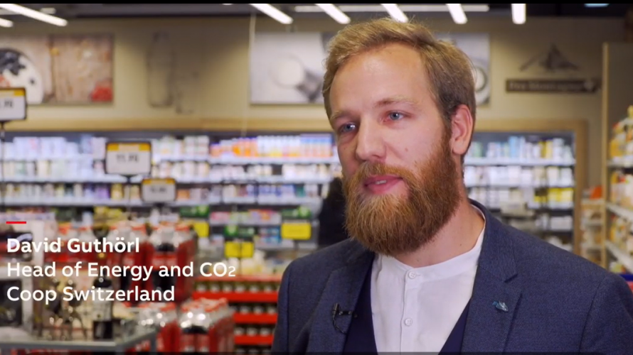 Switzerland's largest supermarket chain reduces carbon footprint with ABB